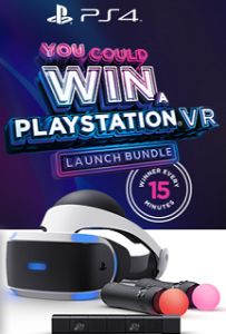 Taco Bell: Win A PlayStation Launch Bundle Instant Win Game (3,360 Prizes!) on http://hunt4freebies.com