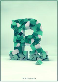 /// Creativ Alphabet /// by Alexis Persani