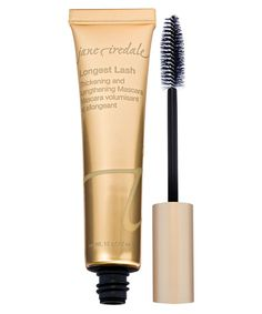Finish off your look with jane iredale Longest Lash Thickening & Lengthening Mascara. jane iredale Longest Lash mascara product hydrates, nourishes and strengthens hairs while creating the look of fuller lashes. Natural Mascara, Lengthening Mascara, Long Lashes, Eyelashes, Eyebrows, Facial Skin Care, Clean Beauty, Natural Beauty, Beauty Hacks