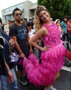 Amazing Condom Fashion Dresses