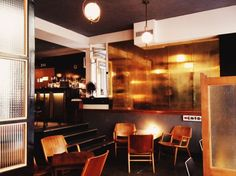 Frank, a cocktail bar and bistro in Tallinn, Estonia. Located in the old town at Sauna 2. #estonia #tallinn #tallinrestaurant