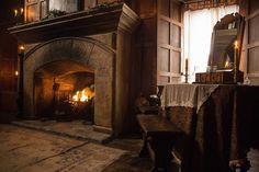 1a-102 ~ CASTLE LEOCH ~ Claire's Room at Castle Leoch