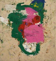 Joe Bradley, Untitled (Pink Schmagoo) (2015).Image: Courtesy of Canada Gallery.