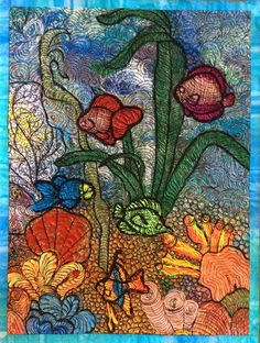 Canadian Quilting CQA/ACC: It's Time for Colour - Gallery, by Cheryl Czaplinski