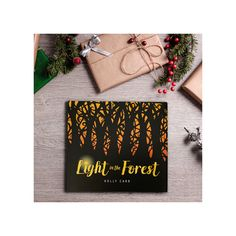 """If you are looking for a book to give a child this holiday season, LIGHT IN THE FOREST is a great choice! The book contains an important message: """"You are not alone."""" Author Holly Carr created the book to help children deal with anxiety and fears. #childrensbook #ireadcanadian #childrenspublishing #canadianartist Deal With Anxiety, Canadian Artists, Childrens Books, Author, Messages, Seasons, Create, Holiday, Children's Books"""