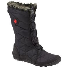 Columbia Minx Electric Waterproof Snow Boots - Women's - FREE SHIPPING at Altrec.com