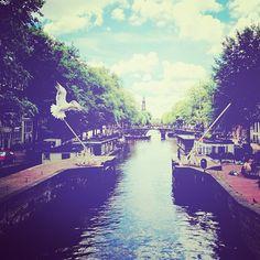 Amsterdam lovely. Instagram: @wearehandsome