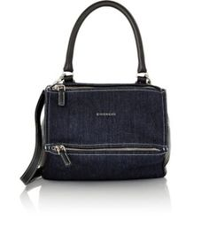 a49ce3d8e198 GIVENCHY Pandora Small Messenger.  givenchy  bags  shoulder bags  hand bags   canvas  leather  cotton