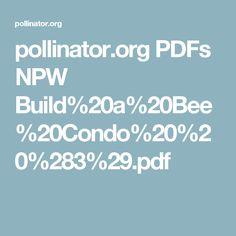 pollinator.org PDFs NPW Build%20a%20Bee%20Condo%20%20%283%29.pdf