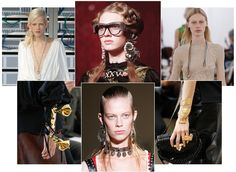 Statement necklaces, arm cuffs, art school earrings and raw stones all made an impact on the runway this Fashion Week. The 14 jewelry trends we're looking forward to for Spring/Summer Earring Trends, Jewelry Trends, Podium, Ordinary Girls, Bohemian Summer, Girl Running, Facon, Summer Trends, Party Fashion