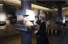 Museum design - H2E.lv