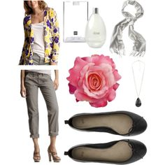 """Gap Spring 2010"" by autumn85 on Polyvore"