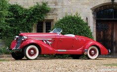 1935 Auburn 851 Supercharged Speedster ★。☆。JpM ENTERTAINMENT ☆。★。