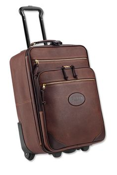 Just found this Carry-on+Rolling+Suitcase+-+Bullhide+Carry-on+Roller+--+Orvis on Orvis.com!