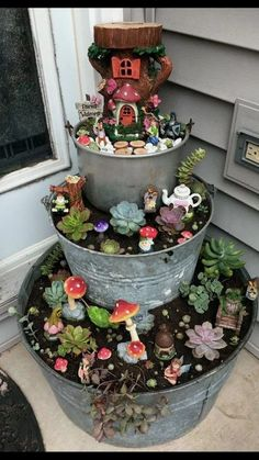 26+ Beautiful Indoor Fairy Garden Ideas #fairygarden #diyfairygarden #fairygardenideas ⋆ amplifiermountain.org