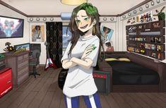 Oc, Anime, Jackets, Fashion, Down Jackets, Moda, Fashion Styles, Cartoon Movies, Anime Music