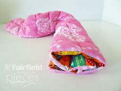 DIY Calming Weighted Lap Pad - great for those with anxiety, ADHD, autism... sewing project - with Flowerfly Cuddle Paris Pink  http://www.shannonfabrics.com/index.php?main_page=product_info&cPath=968_976&products_id=2832  - tutorial by @PiecesByPolly @fairfieldworld  https://www.fairfieldworld.com/project/diy-calming-weighted-lap-pad/