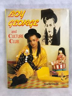 Boy George And The Culture Club 1984 Biography Photography Book Vintage | Entertainment Memorabilia, Music Memorabilia, Rock & Pop | eBay!