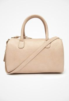 FOREVER21 Faux Leather Satchel