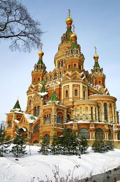 The Cathedral of SS Peter and Paul is the oldest church in St. Petersburg, and also the second-tallest building in the city (after the television tower). It is intimately linked to both the history of the city and to the Romanov dynasty, as it is home to the graves of nearly all the rulers of Russia since Peter the Great.