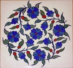 Most up-to-date Totally Free Fabric painting watercolor Suggestions , Ceramic Tile Art, Ceramic Design, Ceramic Painting, Ceramic Bowls, Ceramic Mugs, Mosaic Tiles, Turkish Tiles, Turkish Art, Portuguese Tiles