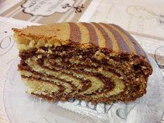 Κέικ ζέμπρα Εντυπωσιακό και πεντανόστιμο! -idiva.gr