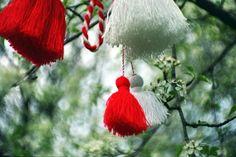 Martenitza on a tree