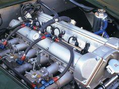 1962 Aston Martin DB4 Racing Car ◒ POLAND's greatest ENGINE ◒ Designer Tadek Marek crafted this perfect straight six engine for Aston Martin's DBR2 racing car...later popularised in the fantastic DB4, DB5, DB6 series.     ⇆ 97  204,14´  jap   ✍ + 151231, 2043 do https://www.pinterest.com/akirakawagoe/ 1   WiKi ▶  https://en.wikipedia.org/wiki/Tadek_Marek   http://www.dbsvantage.com/en/pages/history/tadek-marek.html   http://www.automobile-sportive.com/guide/astonmartin/db4.php