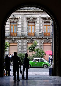 Taxi !   Mexico City
