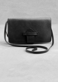 & Other Stories | Small leather shoulder bag