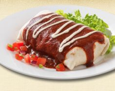 "Smothered Burritos are BUY ONE, GET ONE FREE all day at Qdoba- January Dive in to one of the three unique new flavors we call ""Smothers"": Bold Red Chi… Buy 1 Get 1, Buy One Get One, Smothered Burritos, Restaurant Deals, Got 1, New Flavour, Entrees, Pork, Beef"