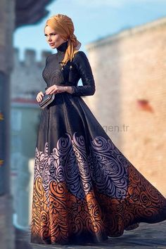 Muslima Wear 2016 Koleksiyonu Model:1
