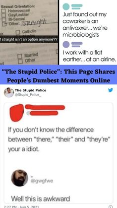 Think of the internet as the Wild West. It's a place to share whatever you think of virtually anything, post things that you want, and engage in stuff that interests you, all in the comfort of your home. #Stupid #Police #DumbestMoments #Online