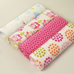 4pcs/lot , baby bed sheet toddler's bedding 100% cotton set for newborn super soft colorful receiving crib cheap linen 76x76cm