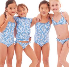 costume da bagno, costume da bagno per le ragazze, bikini per le ...