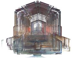 Stunning Laser Scans That Could Help Us Reuse Aging Buildings Better  - The Atlantic Cities