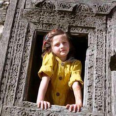 Girl from Hunza - Northern Pakistan