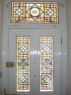 Edwardian Stained Gl Patterns Google Search Ideas For Work Wet Room In 2018 Pinterest And Door