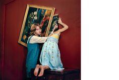 Anna & Eve  by Viktoria Sorochnski