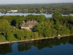 20. MINNESOTA (TIE): A seven-bedroom home fronting the beautiful Lake Minnetonka is asking for $24 million.