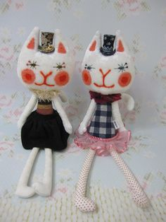 2 Kitties :: Doll creation unit - Bruno Bruno * Cafe * ::