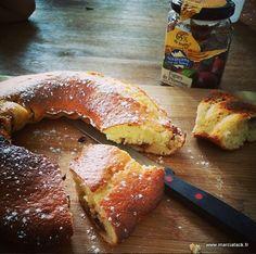 Gâteau à la figue via @marciatack
