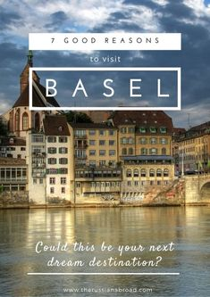 7 Reasons Why You're Making a Big Mistake Could Basel be your next dream destination?Could Basel be your next dream destination? Lucerne, Basel, Europe Travel Guide, Travel Destinations, Zurich, La Provence France, Rhine River Cruise, Malta, Switzerland Vacation