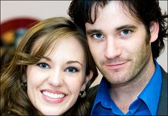 Laura Osnes and Colin Donnell from P&P and Anything Goes. Loooooove Colin Donnell, Laura Osnes, Jesus Christ Superstar, John Denver, Jersey Boys, Broadway Theatre, Songs, Lady, People