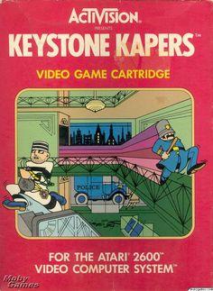 My favorite Atari game
