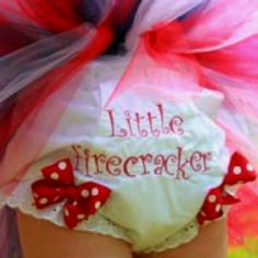 4th of july baby bloomers