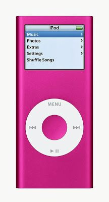 Apple Ipod Nano Second Gen. Pink GB)- My first Ipod. it still works. Ipod Nano, Primary Singing Time, Pink Apple, Document, Music Photo, Old Models, Party Accessories, Apple Products, Mp3 Player