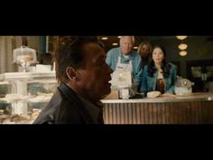 """The Last Stand """"Old"""" Clip Official - Arnold Schwarzenegger [1080 HD]"""