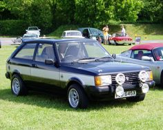 Lotus Sunbeam.