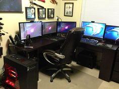 A gamers den